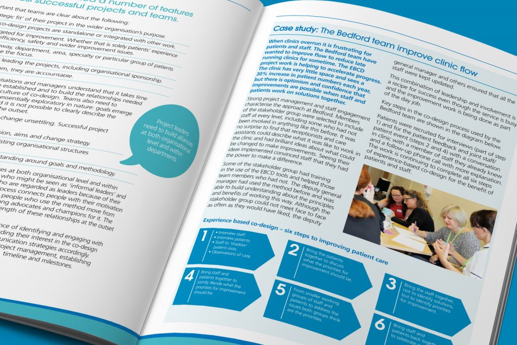 NHS Vanguard report case study – Networked care