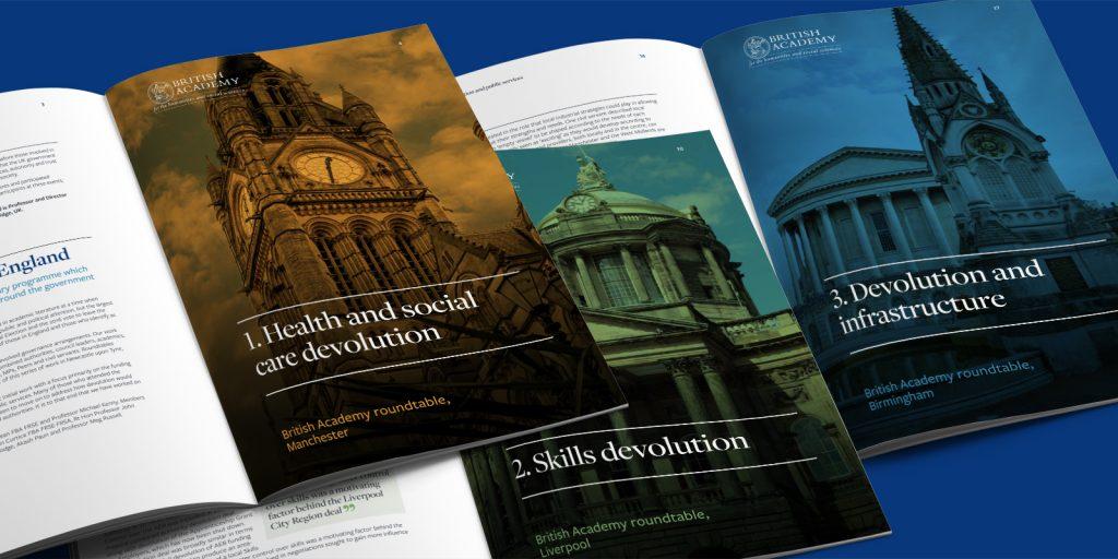 British Academy Governing England devolution spreads