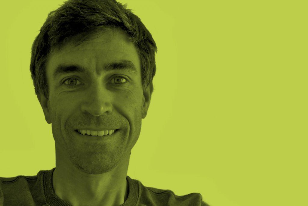 Simon Gilles, Designer, Kenroc Creative