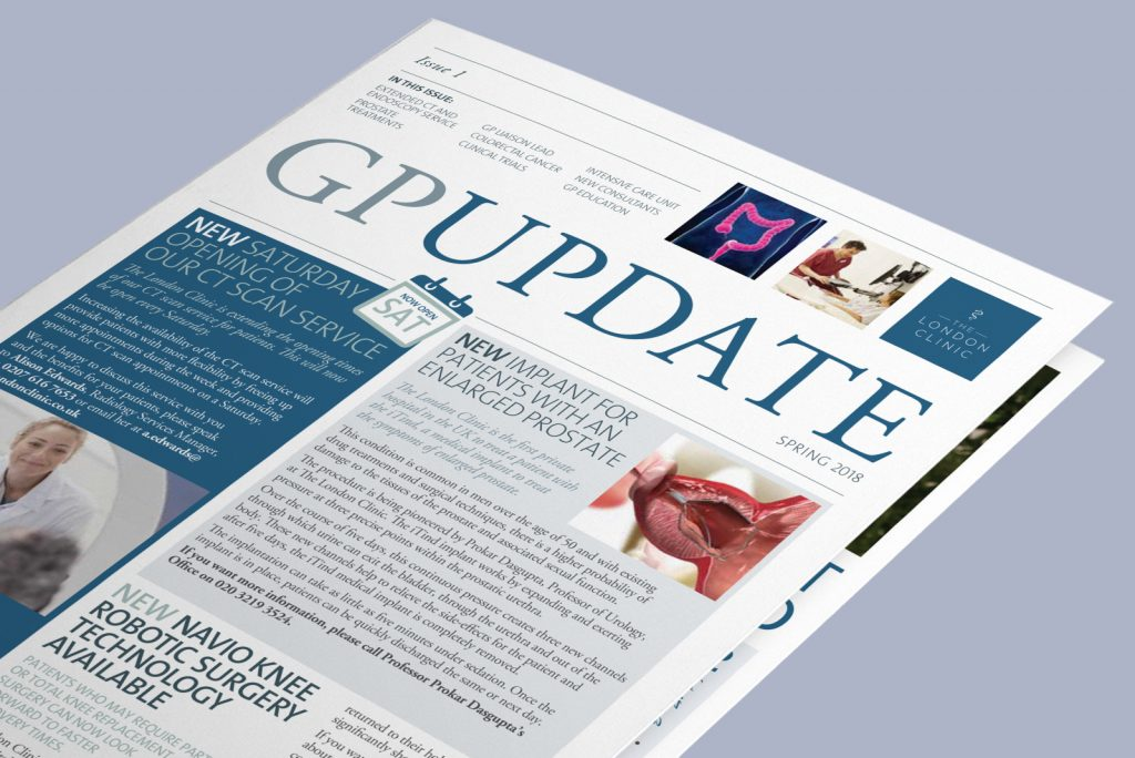 The london clinic – GP Update newsletter