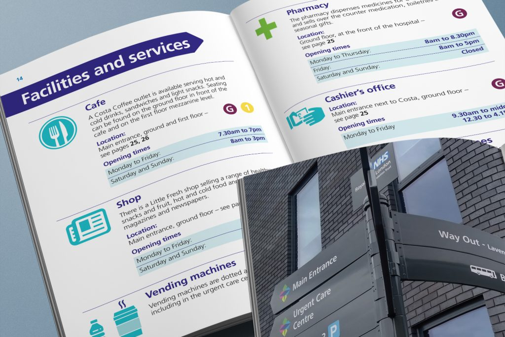 Chase Farm Hospital Information guide for patients and visitors