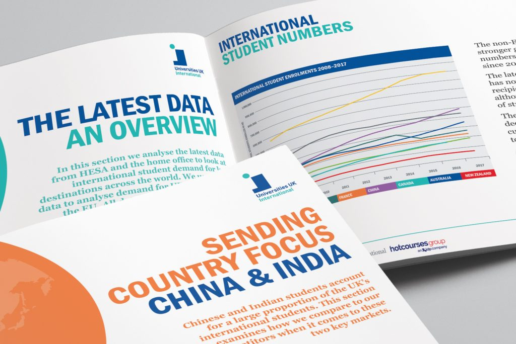 International student behaviours – Quarterly data release by Universities UK International