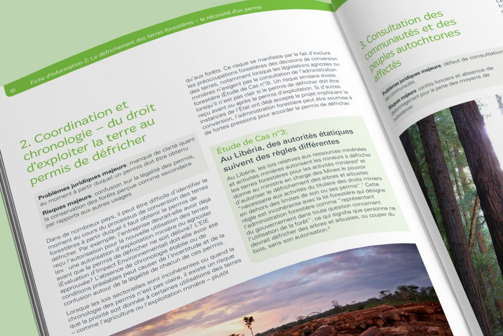 ClientEarth – Forest conversion legal toolkit – Factsheet 2
