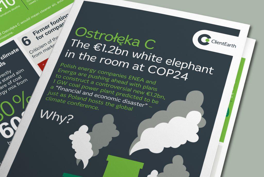 ClientEarth – Ostroleka C Coal power plant in Poland