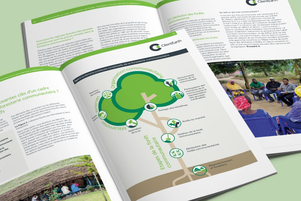 ClientEarth Communities at the heart of forest management
