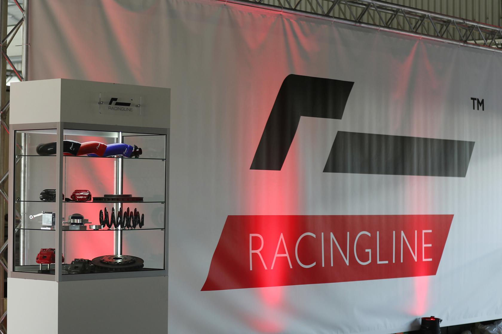 Branding development for Racingline