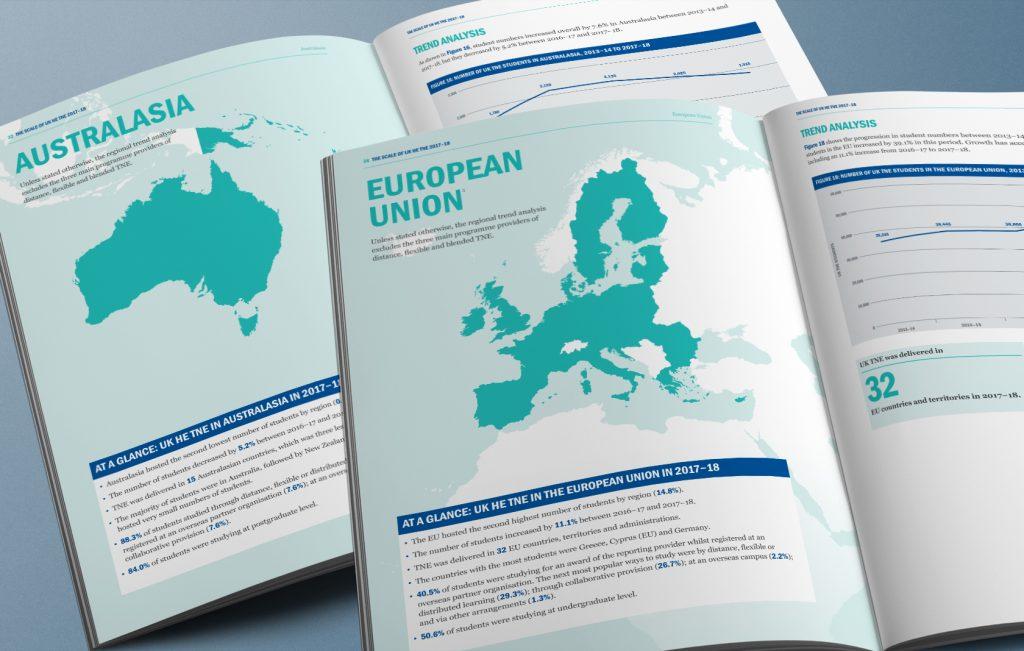 higher education report for Universities UK International