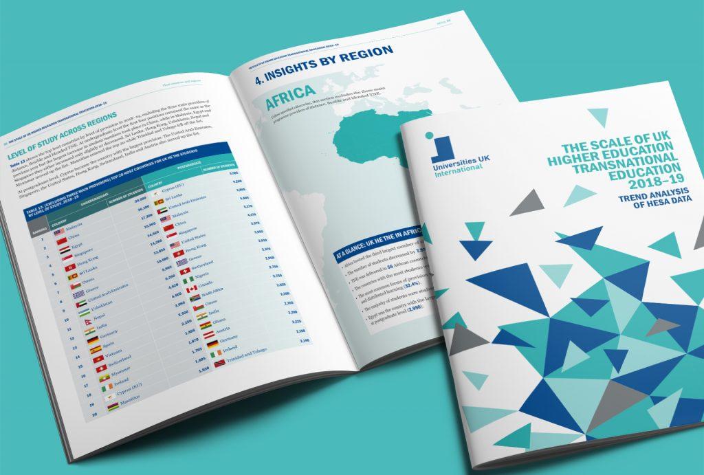 UUKi Higher Education Transnational Report 2018-19